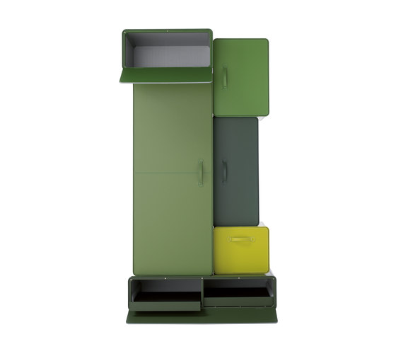 Valises by CASAMANIA & HORM | Cabinets