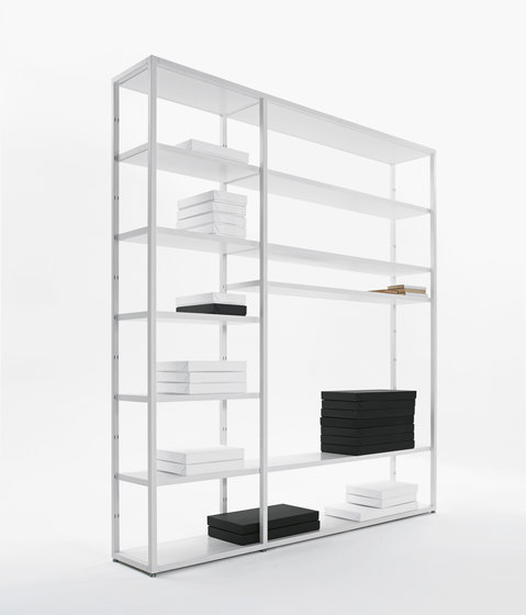 Helsinki bookcase by Desalto | Shelving