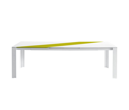 Atlantide extendable table de Desalto | Tables de repas