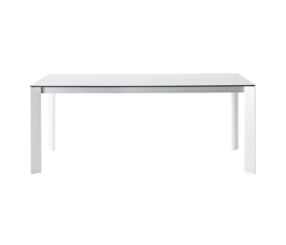 Every fixed table by Desalto | Dining tables