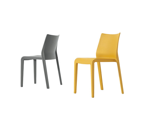 Lisbona chair by Desalto | Visitors chairs / Side chairs