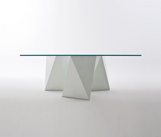Yan by Gallotti&Radice | Meeting room tables