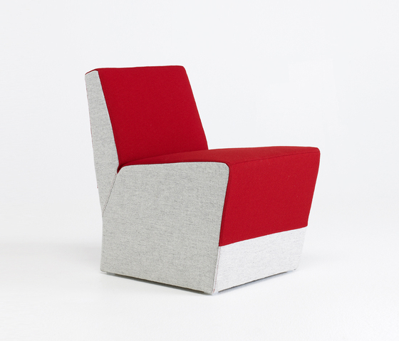 King easy chair by OFFECCT | Modular seating elements