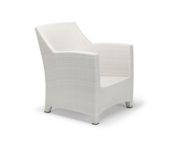 Barcelona Lounge chair by DEDON | Garden armchairs