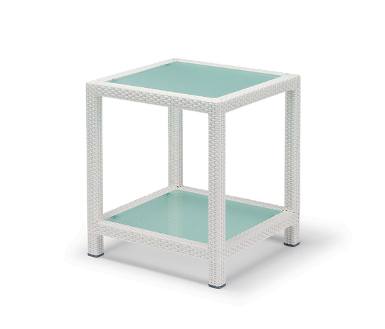 Barcelona Table dappoint de DEDON | Tables d'appoint