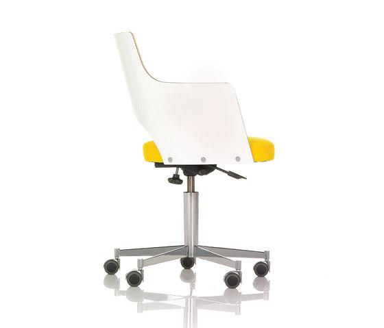 Cortina Starbase Task chairs by Lammhults Architonic