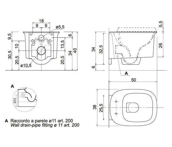 Cupola 1 by antoniolupi | Toilets
