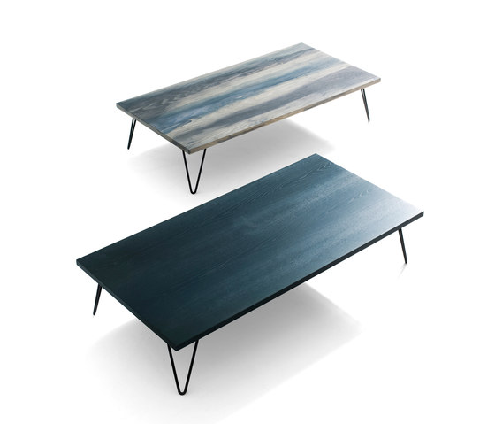 Overdyed Table di Diesel by Moroso | Tavolini salotto