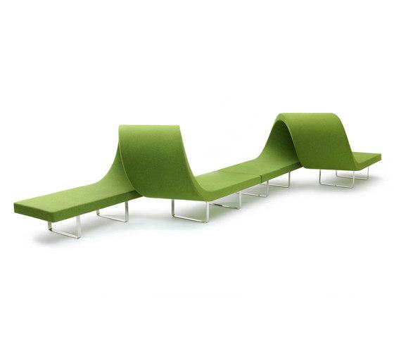 Highway L di Segis | Elementi di sedute componibili