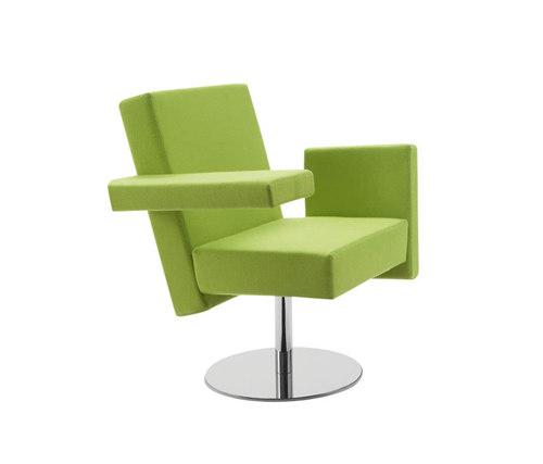 Meet-Me Swivel by Segis | Lounge-work seating
