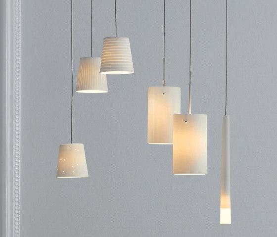 Flute Pura/Pico Pura/Kora Pura Pendant lights de STENG LICHT | Éclairage général