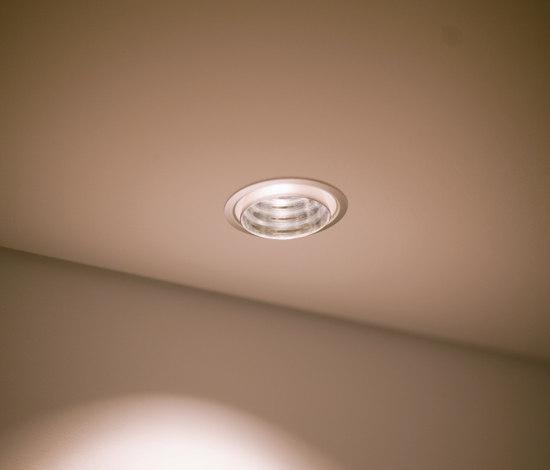 Optimal Basic Flush-Mount Housing by STENG LICHT | General lighting