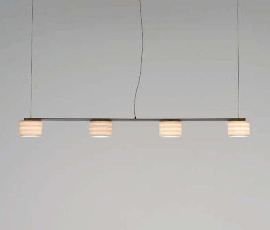 Tjao Zip 4 Pendant light di STENG LICHT | Illuminazione generale