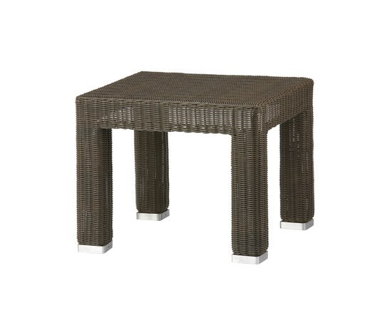 Belmont Side Table Mocca by Cane-line | Side tables