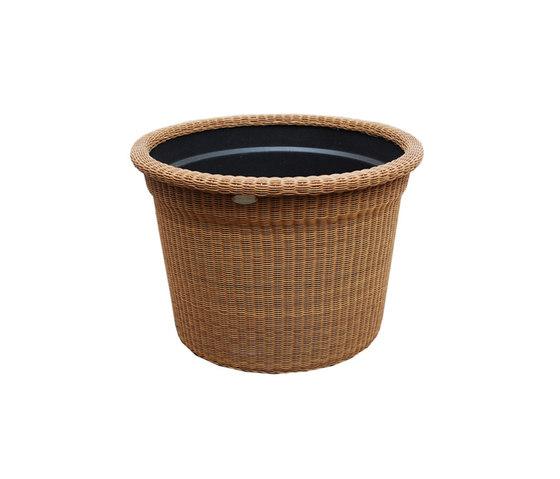 Botanic Pot Naturalfrit di Cane-line | Vasi piante