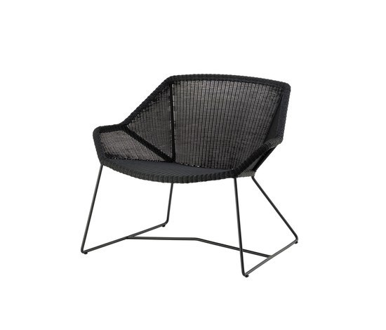 Breeze Lounge Chair by Cane-line | Garden armchairs