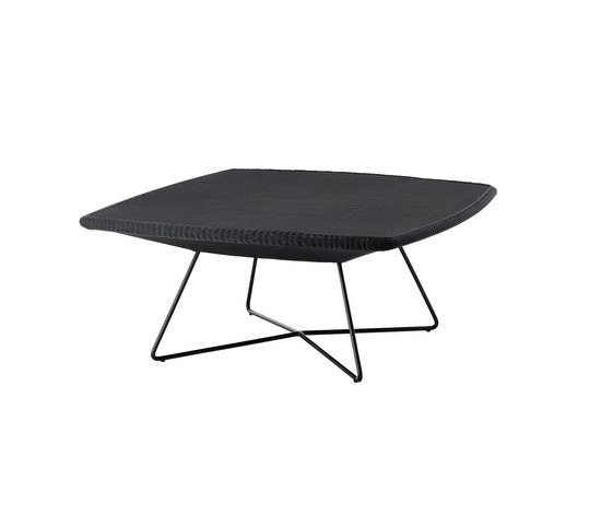 Breeze Lounge Table de Cane-line | Tables basses de jardin
