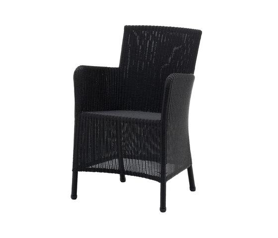 Hampsted Armchair di Cane-line | Sedie da giardino