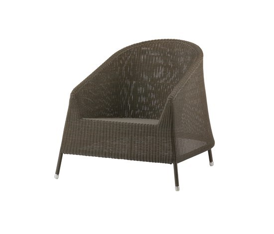 Kingston Lounge Chair by Cane-line | Garden armchairs