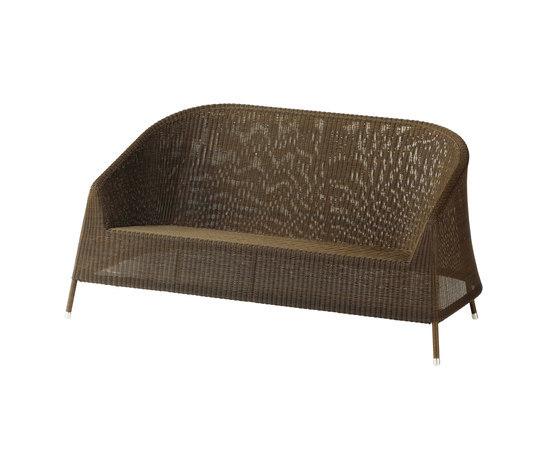 Kingston 2-Seater Lounge Sofa by Cane-line   Garden sofas