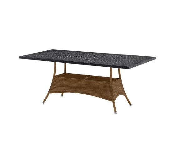 Lansing Table de Cane-line | Mesas comedor