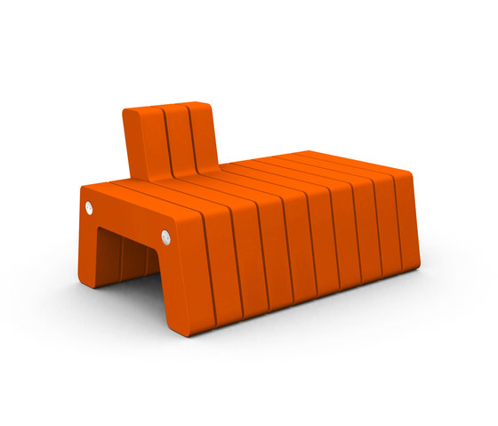 Ljubljana Bench by MOVISI | Waiting area benches