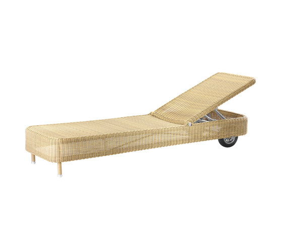 Presley Sunbed by Cane-line | Sun loungers