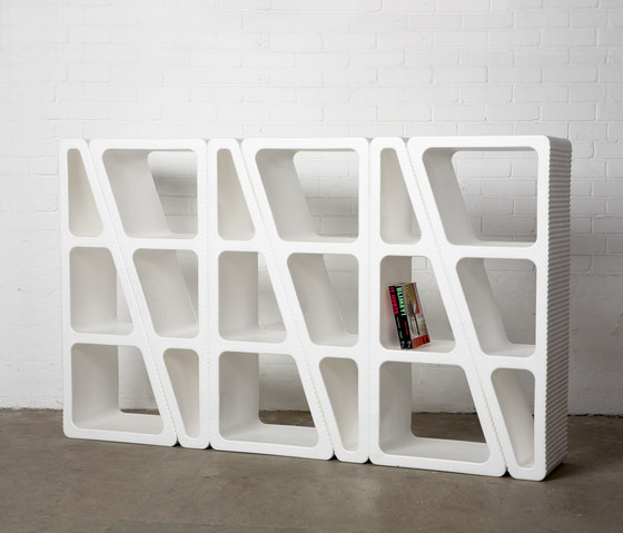 Make/Shift shelving by MOVISI | Shelving systems