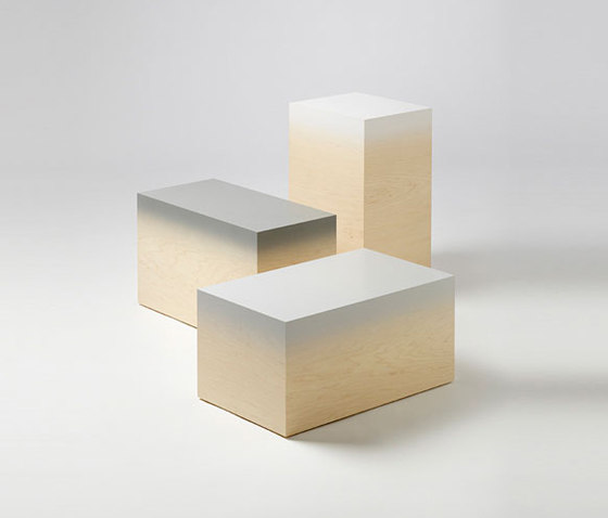 Blur Tables by Big-game | Side tables