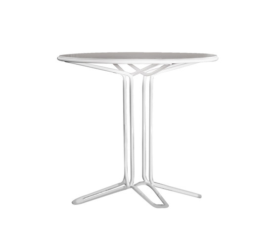 Vela 698/T Bistrò table* by Accademia | Multipurpose tables