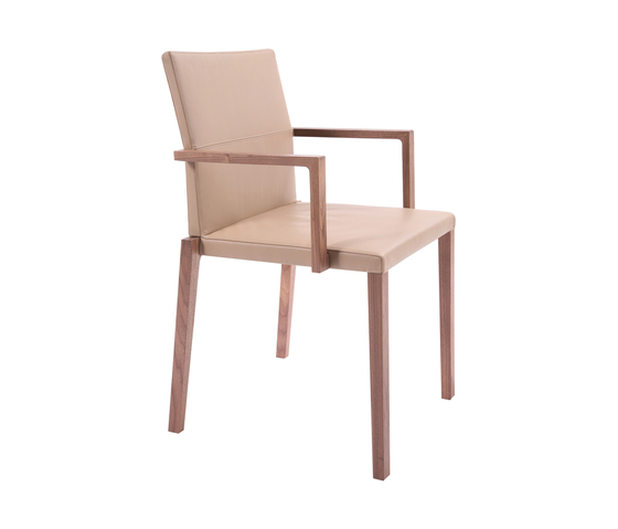 Baltas Chair with armrest by KFF | Restaurant chairs