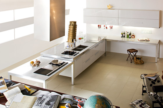 Banco by Dada | Island kitchens