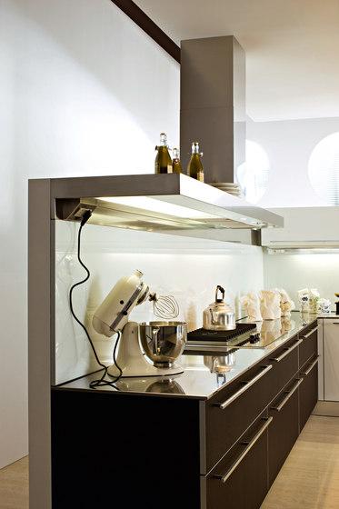 Vela Aluminium de Dada | Cocinas integrales
