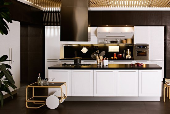 Vela Quadra by Dada | Fitted kitchens