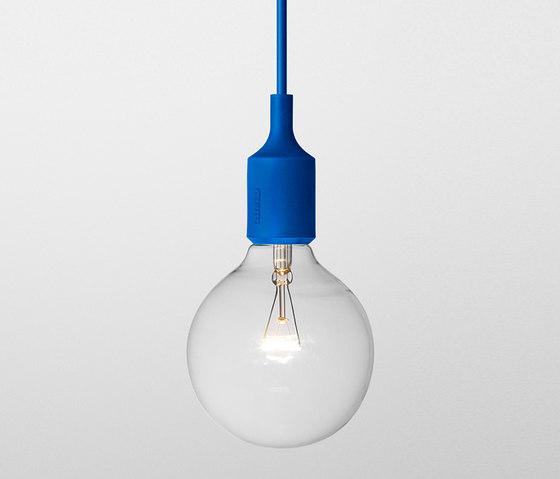 E27 Pendant Lamp de Muuto | Iluminación general