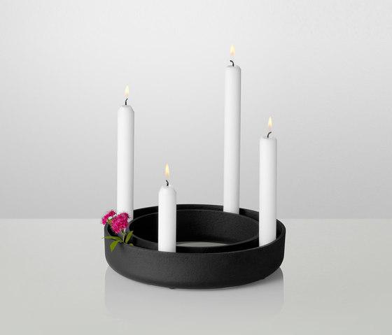 Gloria Candlestick by Muuto | Candlesticks / Candleholder