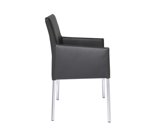 Nomos Chair by KFF | Visitors chairs / Side chairs