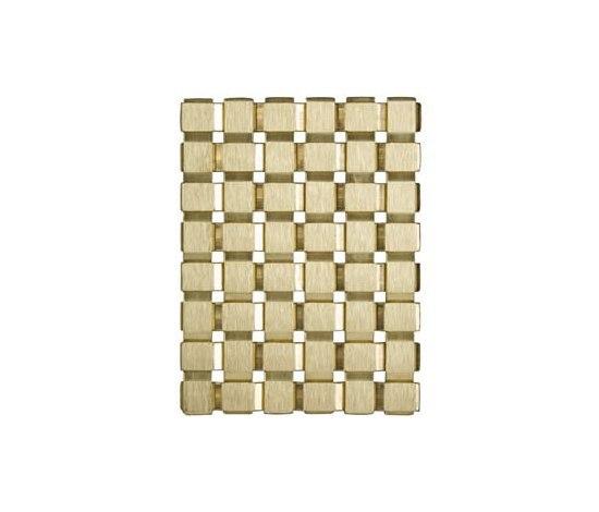 Tile 50A mesh di Cambridge Architectural | Tele metalliche