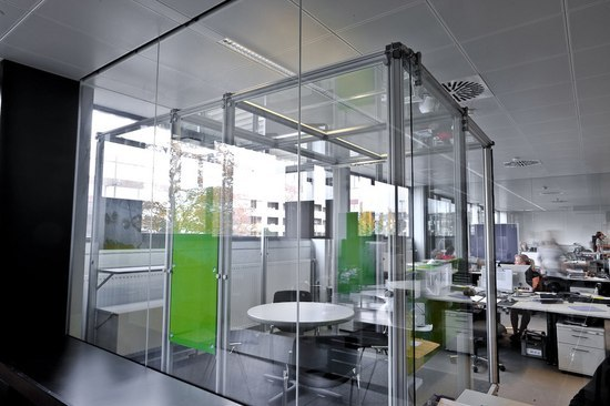 constructiv PILA Office by Burkhardt Leitner | Space dividers