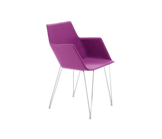 Elsa armchair by Ligne Roset | Visitors chairs / Side chairs