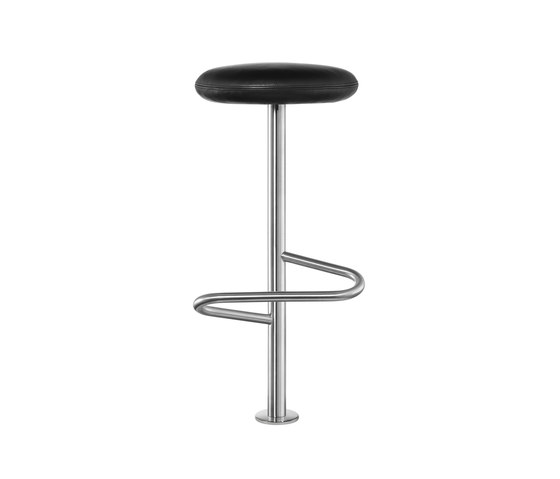 Odette Stool Fixed di Massproductions | Sgabelli bar