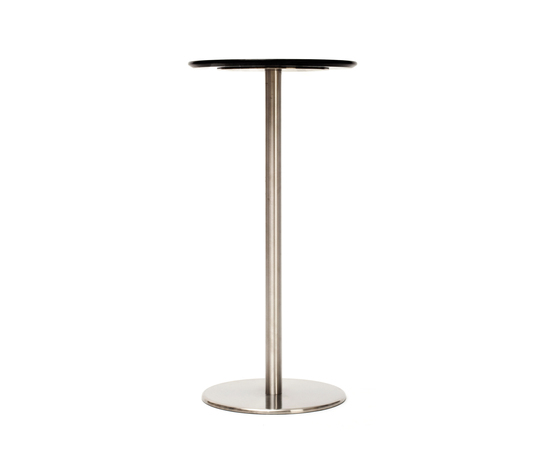 Odette Bar Table Round Laminate di Massproductions | Tavoli bar
