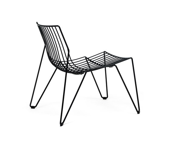 Tio Easy Chair von Massproductions | Gartensessel
