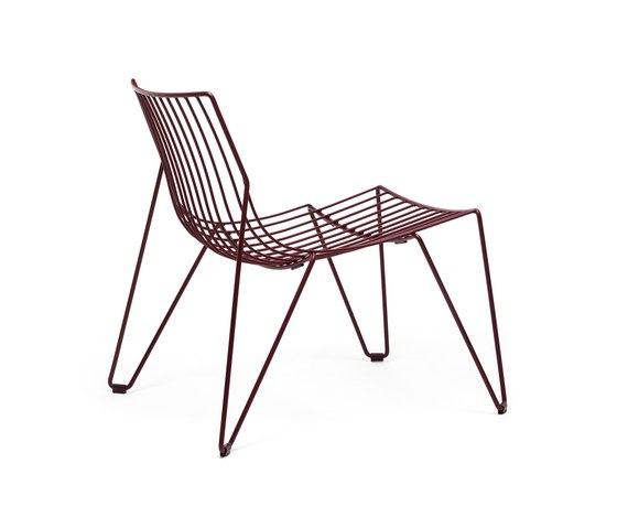Tio Easy Chair by Massproductions | Garden armchairs
