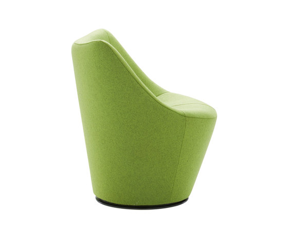 Anda | Armchair Low Back by Ligne Roset | Armchairs