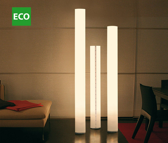 ECO XL floor lamp de chameledeon | Free-standing lights