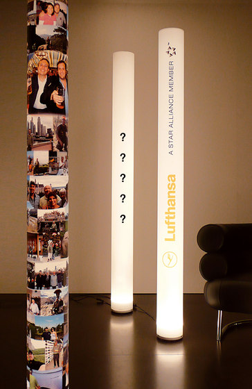 WHITE INDIVIDUAL by chameledeon | Free-standing lights