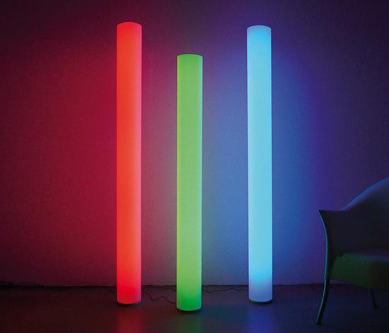 Led By Chameledeon Floor Pendant Poller Outdoor Lamp
