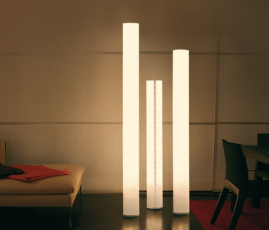 WHITE XL floor lamp de chameledeon | Iluminación general