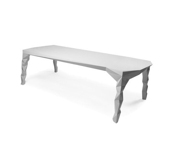 Arctic Rock dining table by JSPR | Dining tables